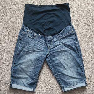 Levi's Maternity Bermuda Shorts